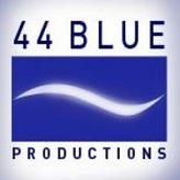 44 blue productions logo