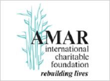 AMAR international charitable foundation logo