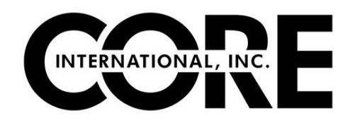 Core International logo
