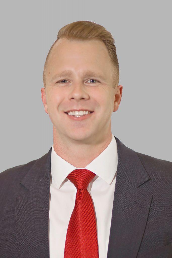 Ryan R. Rushe headshot