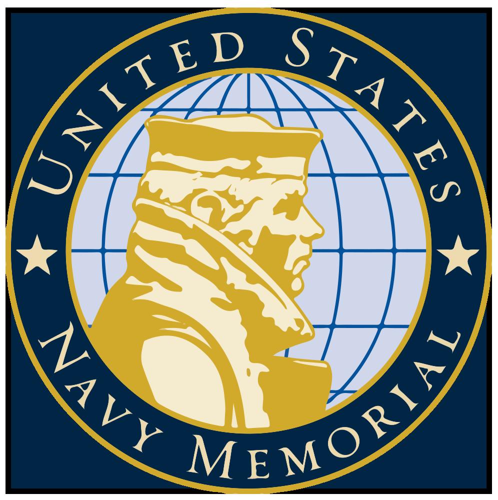 US NAVY MEMORIAL logo