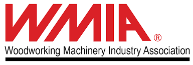 Woodworking machinery industry association logo