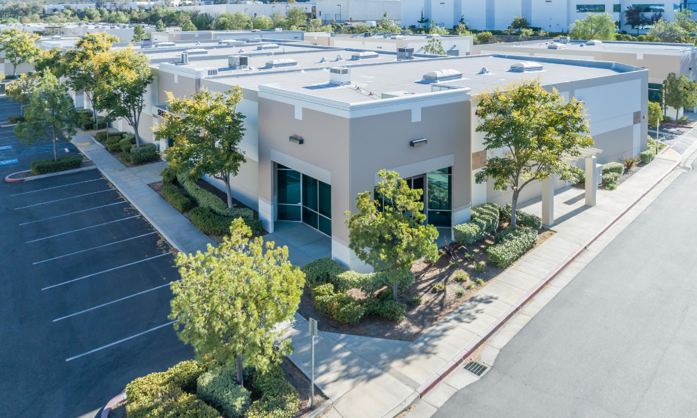 A large space available for rent after a commercial lease audit.
