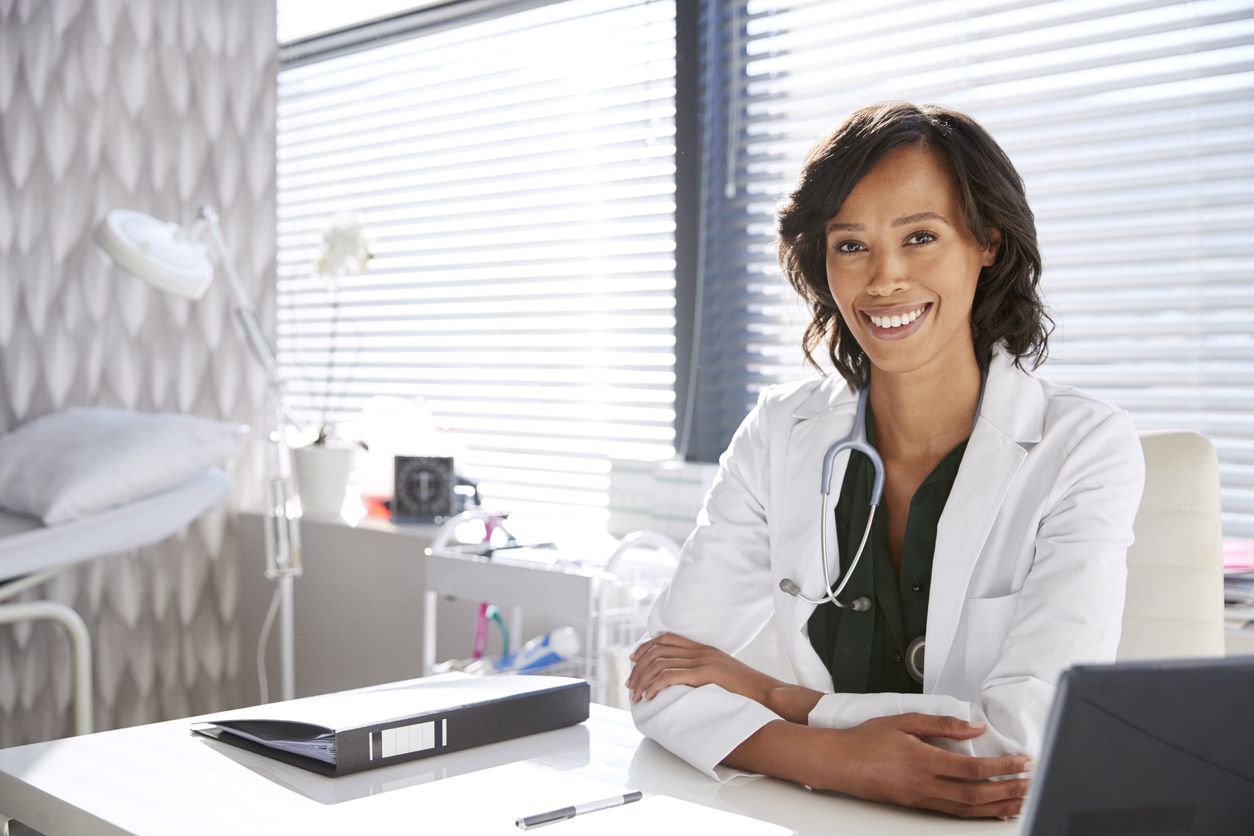 satisfied medical practice owner after signing a medical office lease