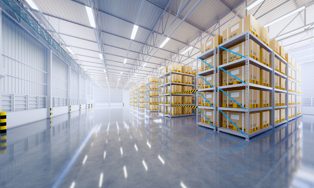 potential factors for warehouse cost