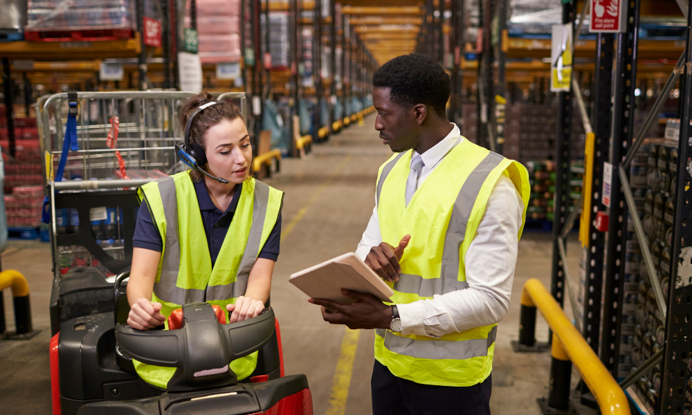 determining warehouse cost