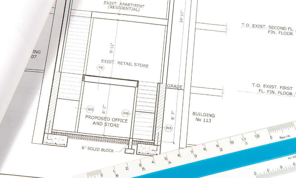 proposed plan in commercial lease letter of intent