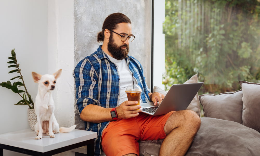 remote employees in office expansion