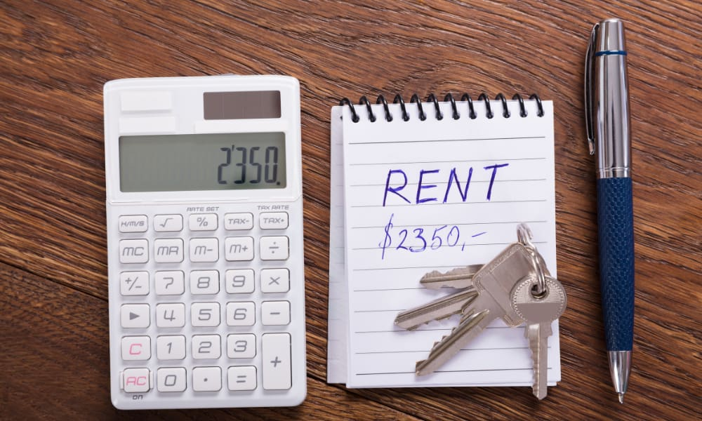 calculating rent with commercial lease calculator