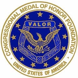 Congressional Medal of Honor logo | Commercial Real Estate Services From The Genau Group