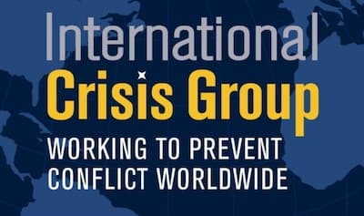 INTERNATIONAL CRISIS GROUP logo | Commercial Real Estate Services From The Genau Group